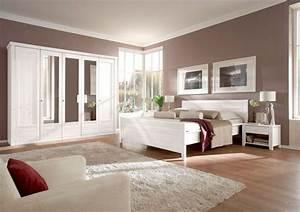 Günstige Schlafzimmer Komplett : scala komplett schlafzimmer kiefer weiss 5 trg bedroom ~ Watch28wear.com Haus und Dekorationen