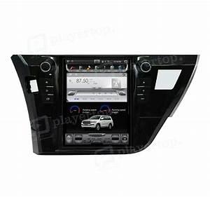 Android Auto Autoradio : autoradio android 6 0 toyota corolla 2013 2015 10 4 pouces sans dvd ~ Farleysfitness.com Idées de Décoration