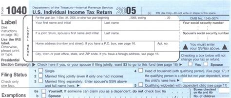 how to when to use the 1040 1040a or the 1040ez form