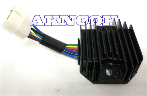 Voltage Regulator Rectifier Kb-19267-64600,kb-rp201-53710,185530,rs5155,rs5101,rs5102,rs5102a