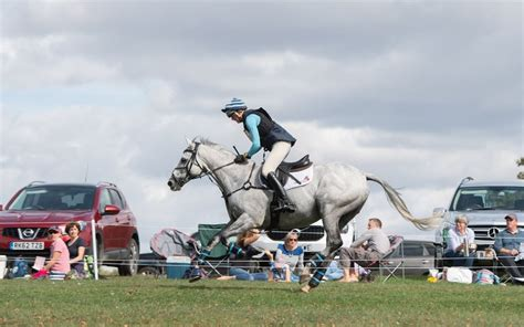 eventing involved without horse british