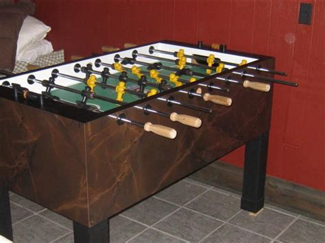tornado foosball table home model  parts forsale