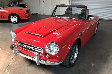1969 Datsun 2000 Roadster for sale on BaT Auctions - sold ...