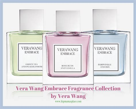 vera wang embrace   fragrance collection  vera wang