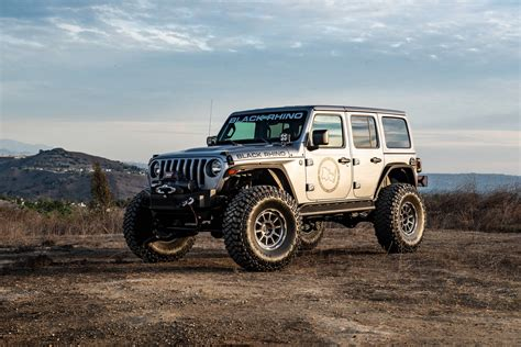 jeep wrangler rubicon jlu  hd high quality images