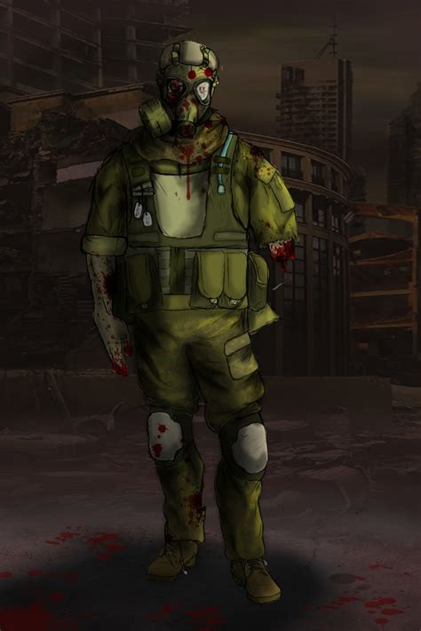 zombie concept art image flash fire indie db