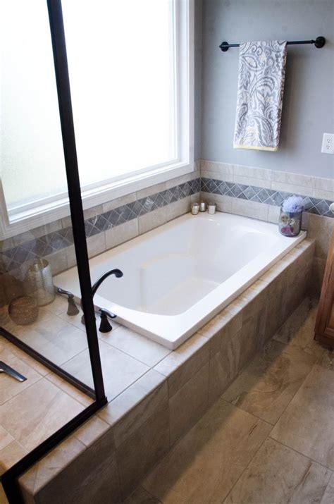 drop  soaker tubs   deck mounted  tile