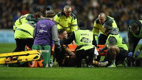 concussions remain english rugbys  prevalent injury