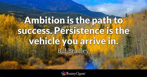 persistence quotes brainyquote