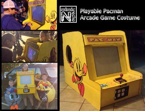 Playable Pac Man Costume Electronichalloween Adafruit