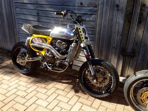 Yamaha Xsr700 Tracker By John Hand / Wasp Motorcycles