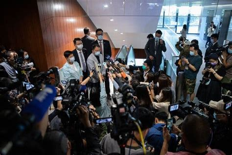 As Hong Kong Opposition Quits Council, Pro-Beijing Forces ...