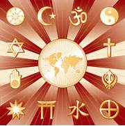Religions   Larges...Religions Of The World Symbols