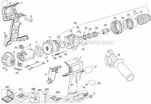 Dewalt Dc925ka Parts List And Diagram   Ereplacementparts Com