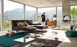 Moderne Wohnzimmer Teppiche : modernes wohnzimmer ~ Sanjose-hotels-ca.com Haus und Dekorationen
