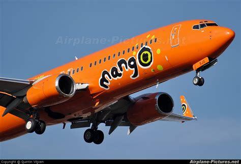 Mango Boeing 737-800 At Johannesburg