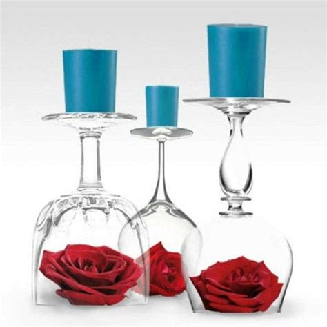 Creative Candles Decoration Ideas F40456 by 20 Candles Centerpieces Table Decorating Ideas