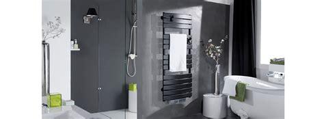radiateur mixte salle de bain s 232 che serviettes noir riviera digital thermor