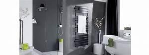 Radiateur Electrique Pour Salle De Bain : s che serviettes noir riviera digital thermor ~ Edinachiropracticcenter.com Idées de Décoration