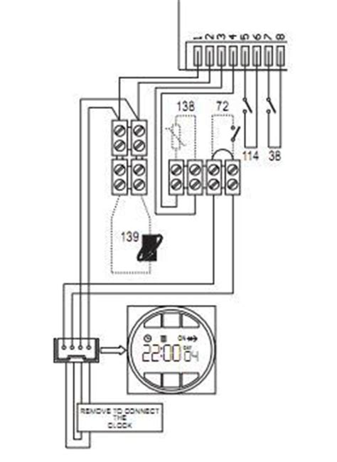connecting  wire thermostat   wire volt  boiler diynot forums