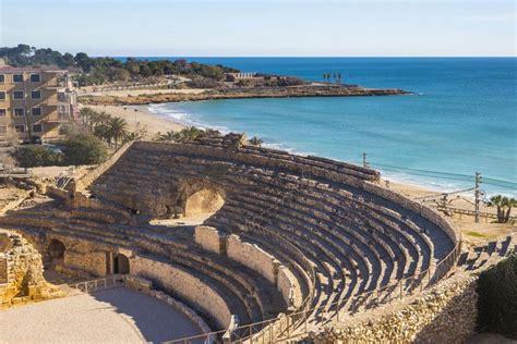 tarragone amphitheatre romain de tarragone le guide