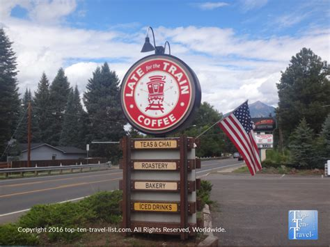 The coffee company was founded by two bicyclists who met while riding across the country. 5 Great Coffee Houses in Flagstaff - Top Ten Travel Blog