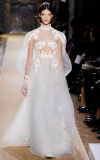 marchesa wedding dresses dreamy dresses by valentino 2012 couture onewed