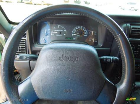 jeep xj steering wheel 1999 jeep cherokee sport 4x4 steering wheel photos