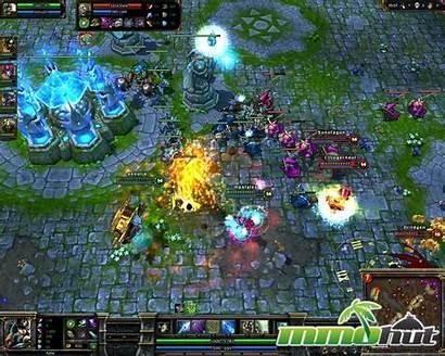 Legends League Gameplay Infobarrel