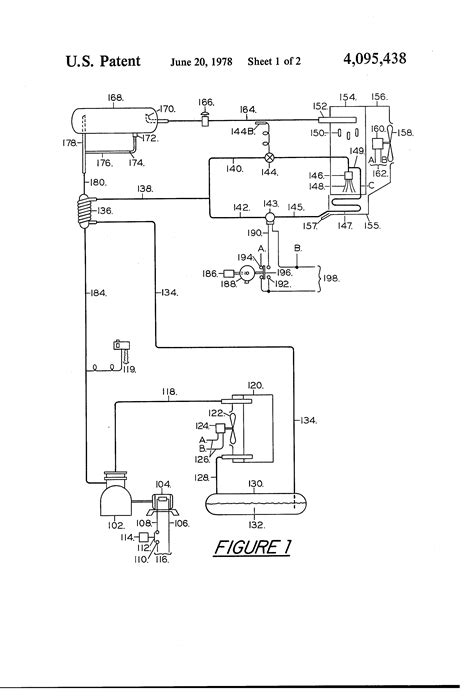 Patent Refrigeration System With Hot Gas