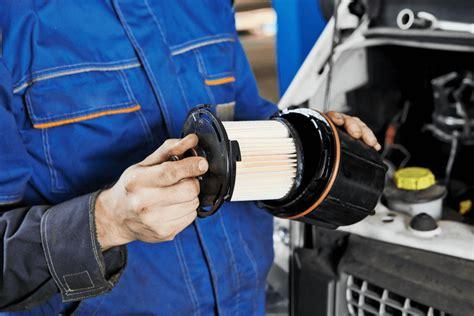 kraftstofffilter benzinfilter dieselfilter wechseln