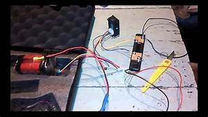 How To Wire A Led Digital Volt Amp Meter With Shunt