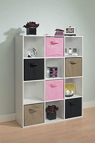 Closetmaid Cubeicals 12 Cube Organizer - closetmaid 1290 cubeicals organizer 12 cube white