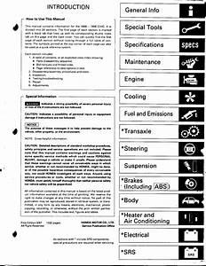 2001 Honda Accord Haynes Repair Manual Pdf