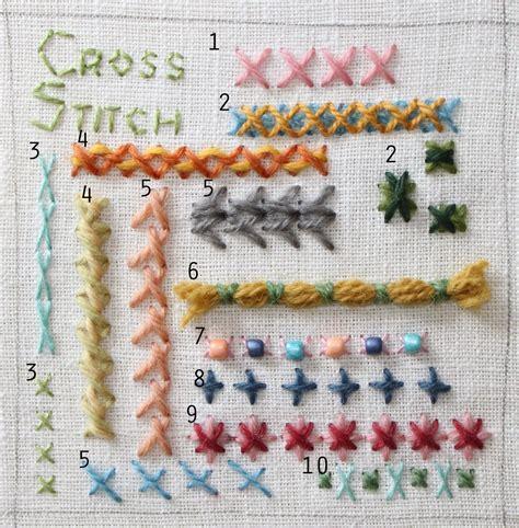 how to cross stitch the floss box summer stitch school week 12 cross stitch