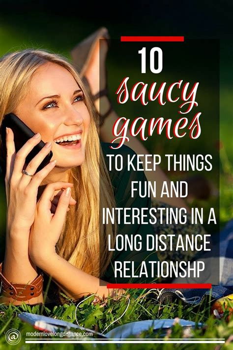 saucy long distance relationship games