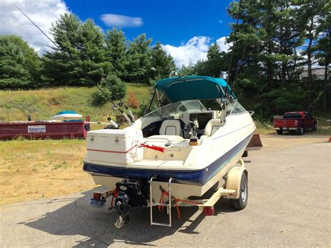 Boat Auction Traverse by Bayliner 2052 Ls Boat For Sale From Usa