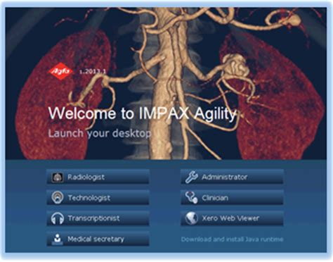 agfa impax agility browns medical imaging