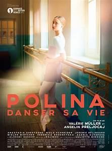 Polina : de Bastien Vivès à Angelin Preljocaj du Bolchoï