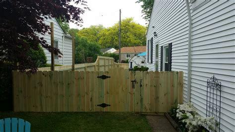 sammon fence  highland dr north ridgeville