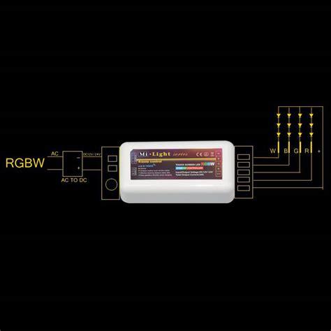 wifi led light strip dc12 24v max 24a 6a4ch smartphone or tablet wifi
