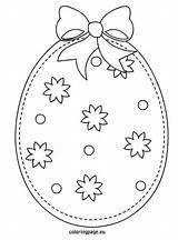 Coloringpage Confetti Druku Wielkanocne sketch template