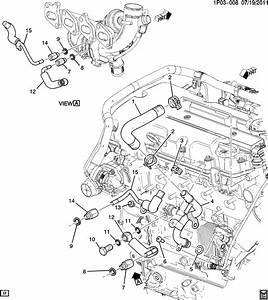 2011 Chevy Aveo Air Filter Diagram