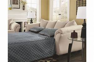 darcy sofa bed darcy microfiber sofa with optional pull With ashley pull out sofa bed