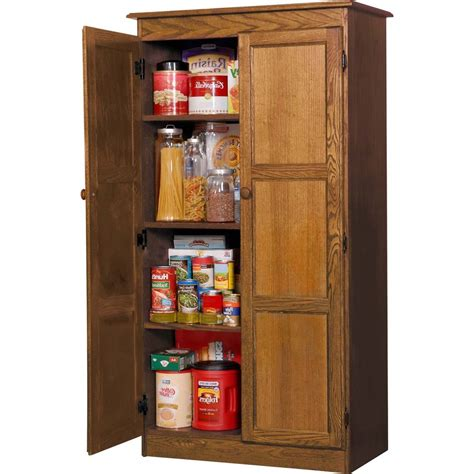 kitchen cabinet organize wood storage cabinet oak 2 doors organizer 2644