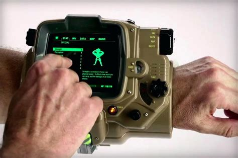 iphone pip boy pip boy replica can t house iphone 6 and larger phones