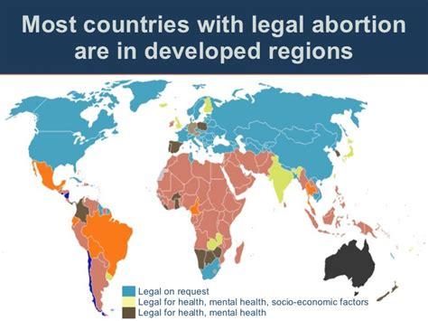 abortion bankole unsafe guttmacher countries legal regions most