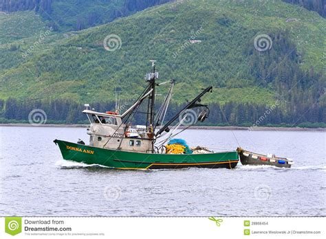 Commercial Fishing Boat Images by Alaska Hoonah Commercial Fishing Boat Editorial Stock