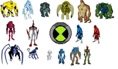 Imagem Aliens De Ben 10 Supremacia Alienigena