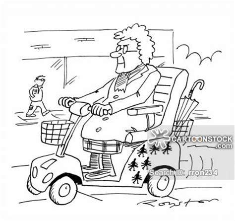 mein kfy chair joke und karikaturen mit rollstuhl